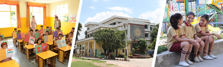 Best boarding schools in Dehradun.
